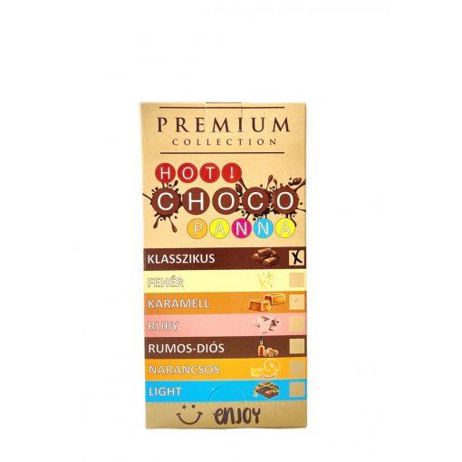 CHOCO Panna Rumos diós Forró csokoládé (10x30g)