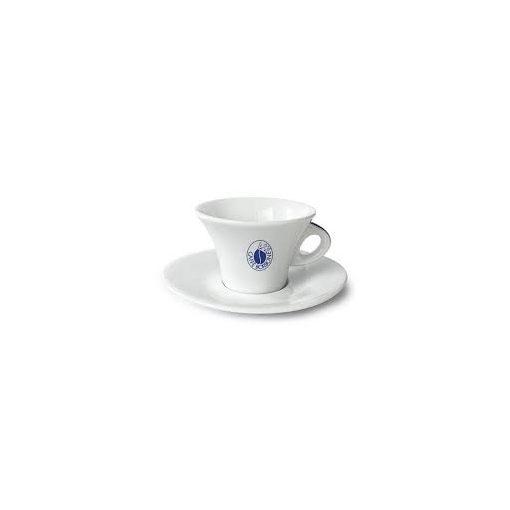Borbone capuccino csésze + alj (6 db.)