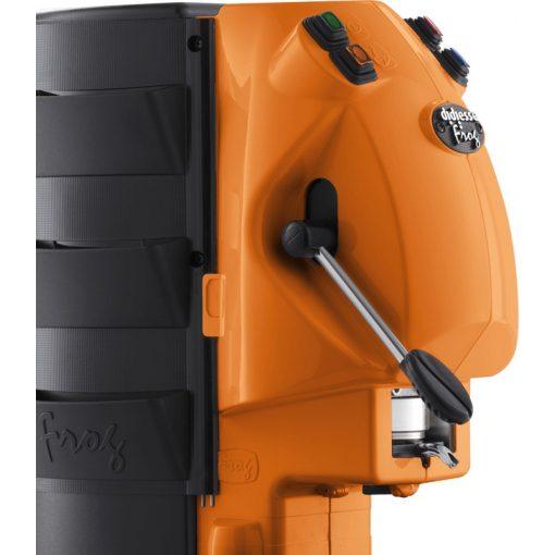 Didiesse Frog Revolution Orange  44mm ESE pod kávéfőző