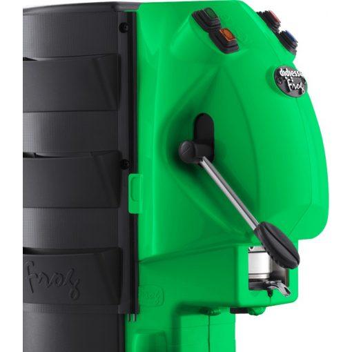 Didiesse Frog Revolution Green  44mm ESE pod kávéfőző